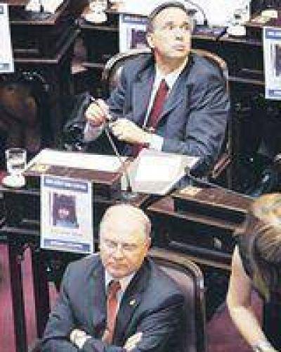 Medios: cinco senadores K en duda para la votación