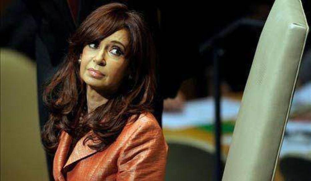 """CFK pidió construir un nuevo orden mundial en """"igualdad de condiciones"""""""