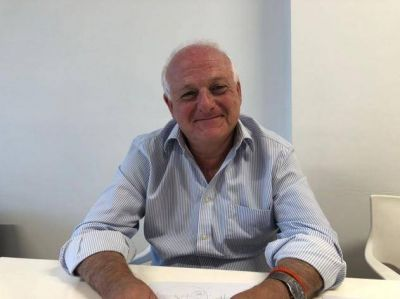 Entrevista al presidente de Amigos Argentinos de la Universidad Hebrea de Jerusalem