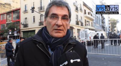 """Claudio Avruj sobre 'El partido que no fue': """"Tenemos el compromiso de educación y memoria"""""""