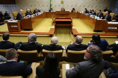 La Corte autorizó la detención del expresidente Lula da Silva