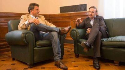 Acuerdo de Pichetto y Massa para enfrentar al kirchnerismo