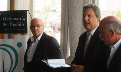 La Defensoría pide una audiencia pública para tratar la tarifa de OSSE