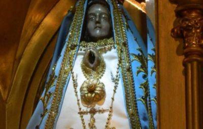 Comienzan las fiestas solemnes en honor de la Virgen del Valle