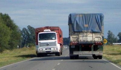 En marzo, volvieron a aumentar los costos de transporte de cargas