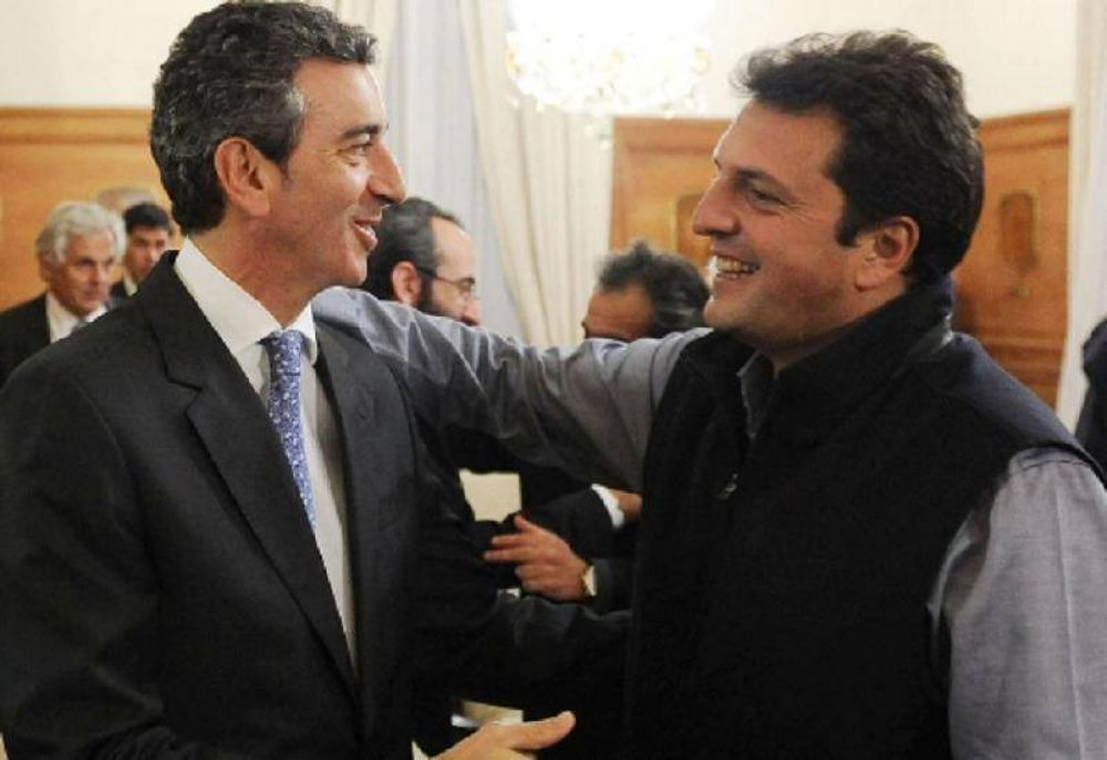 Massa y Randazzo afinan su armado legislativo