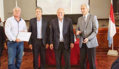 Lifschitz abrió la Jornada Provincial de Comités de Cuenca 2018