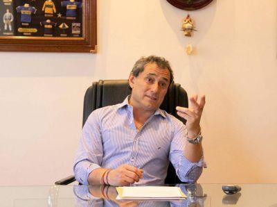 Sasia plantea agenda de cara a la unidad de la CGT