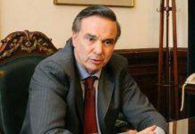 Pichetto reunirá hoy a legisladores del PJ en Gualeguaychú