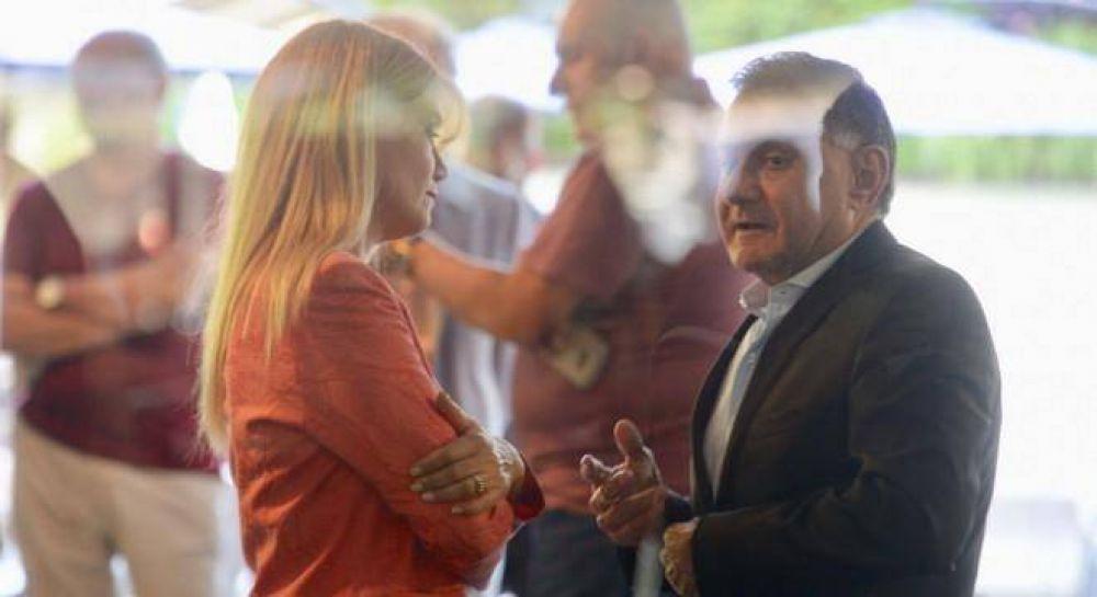 Máxima tensión en Unidad Ciudadana tras la una reunión de Magario con diputados dialoguistas