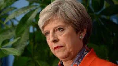 En su mensaje por Pesaj, Theresa May reconoció el antisemitismo en Gran Bretaña