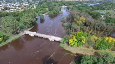 La Provincia pide 150 millones de dólares al BID para prevenir inundaciones