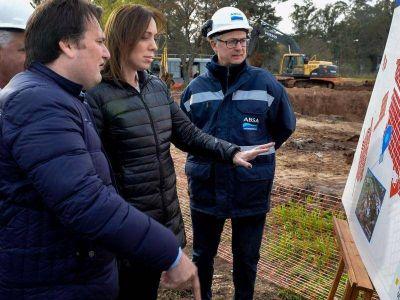 Una torpeza de ABSA afectó la fibra óptica de los organismos de La Plata