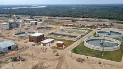 Zamora y Frigerio inaugurarán la planta de tratamiento y anunciarán el inicio de la 2ª etapa de la cloaca máxima
