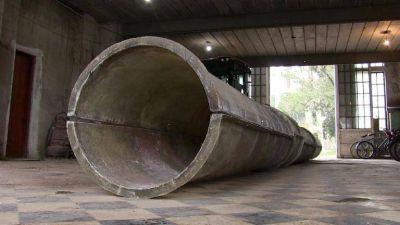 Caño cloacal roto: Un año de gestión y 500 mil pesos para detener la pérdida durante menos de un mes