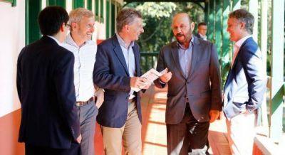 Insfrán, el aliado oculto de Macri que salvó a Caputo en el Congreso
