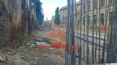 #CiudadEnObra: cómo avanza el viaducto del San Martín que costará $3.900 millones