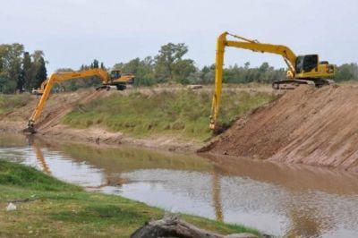 Cuenca del río Reconquista: licitarán obras cloacales en Morón