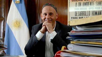 Sergio Bergman: