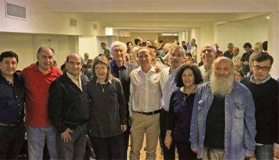 Progresistas y peronistas tienden puentes hacia 2019