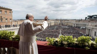 El Papa denunció el uso de armas químicas contra la población siria