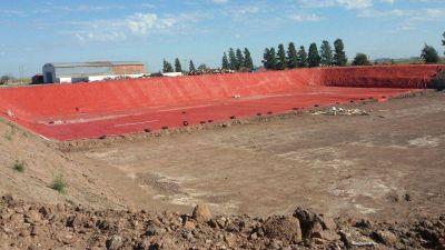 Saneamiento ambiental: Provincia ejecutó 50% de la primera etapa de obra en Curuzú