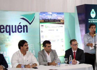 Necochea: suscribieron la adjudicación para la profundización a 50 pies del Puerto de Quequén