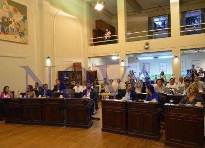 Los concejales van por la cabeza de Ernesto Mancino