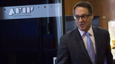 Cuccioli prepara una fuerte reestructuración en AFIP