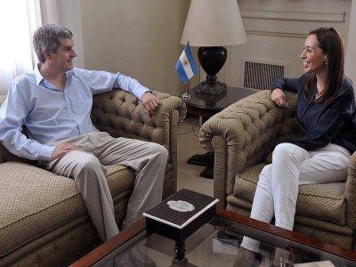 El salvavidas de Cambiemos: Vidal presidente, Peña gobernador