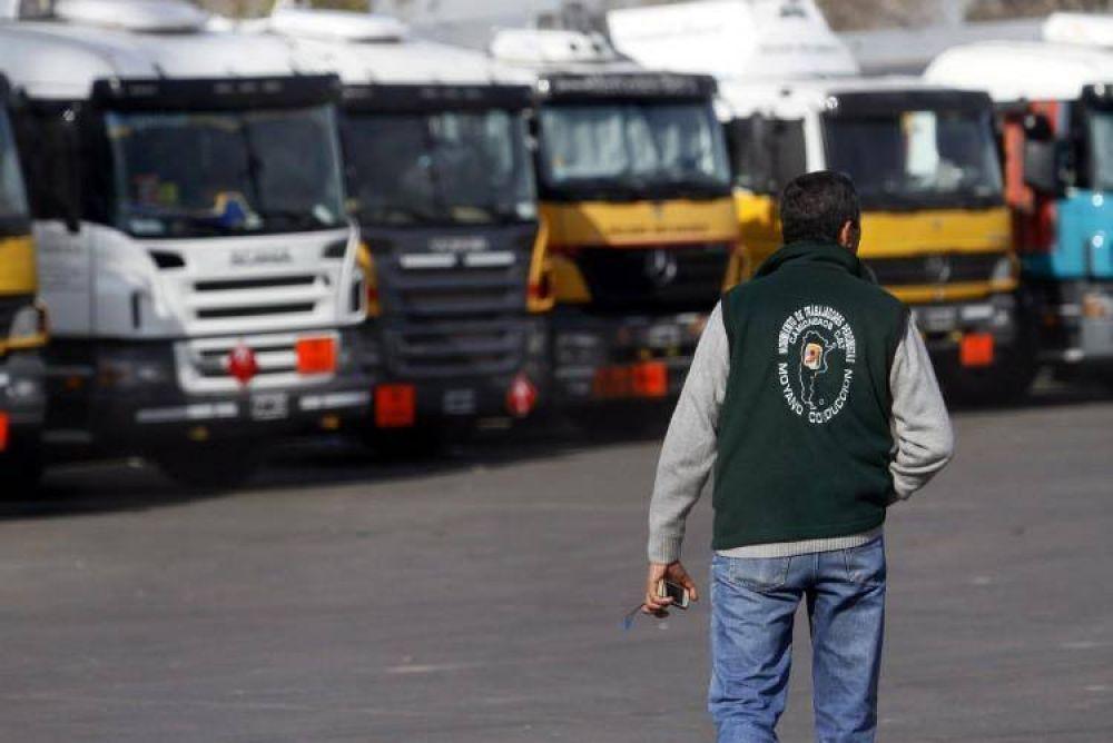 Camioneros con plan de lucha