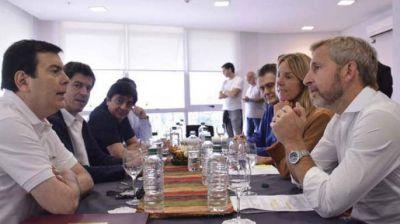Zamora y Frigerio habilitan obra sanitaria estratégica para Capital