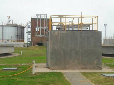 Habilitarán planta de tratamiento de líquidos cloacales en la Capital