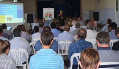 Nación y Provincia firman el convenio por el Vila-Cululú