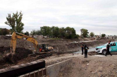 La Plata: Municipio y Provincia suman medidas conjuntas para aumentar la prevención en Gestión del Riesgo