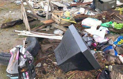"""Bertotto: """"La basura en la ciudad es un problema y una responsabilidad de todos"""""""