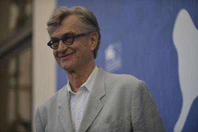 El cineasta Wim Wender se declaró admirador del papa Francisco