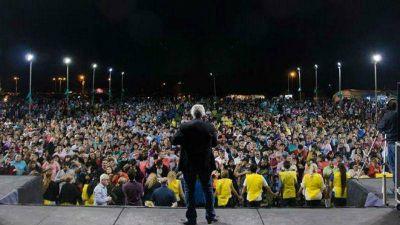 15.000 personas fueron parte de la Campaña Evangelística