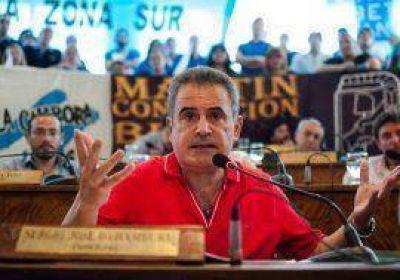 """Oyhamburú: """"Para ponerle límite al Gobierno está la CGT"""""""