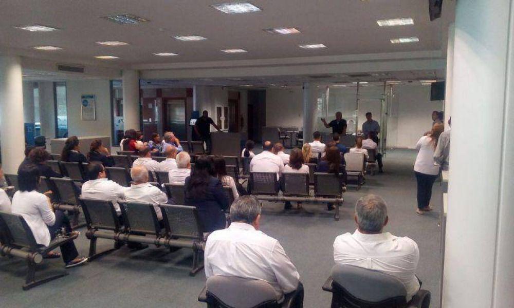 Paritarias: Bancarios anuncia un nuevo paro por 48hs desde el jueves
