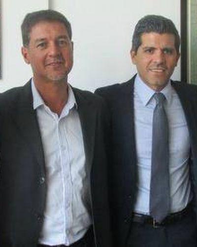 Mancino se queda: Quiso renunciar y lo contuvo Domínguez Yelpo