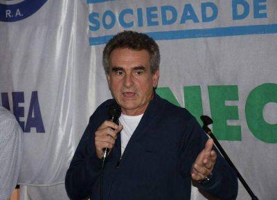 El Partido Justicialista de Necochea también pide la renuncia de Mancino
