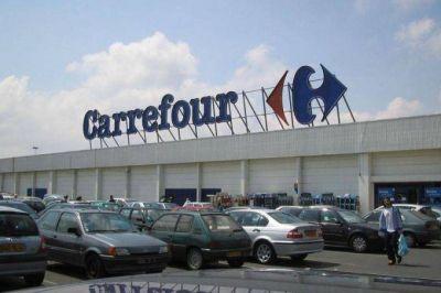Crisis en Carrefour: Después de la alarma, dicen que trabajarán para