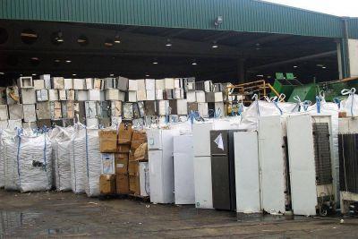 España recicló 247.000 toneladas de residuos electrónicos en 2017