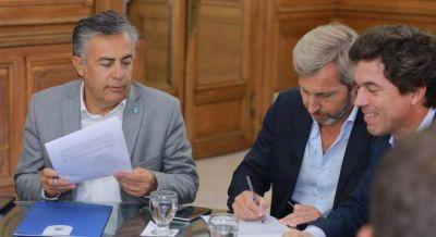 El Gobierno licita la represa de Portezuelo pese a la oposición de Verna y la UCR pampeana