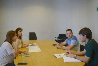 Ordenamiento territorial: nuevas reuniones en busca de afianzar el proyecto de ley