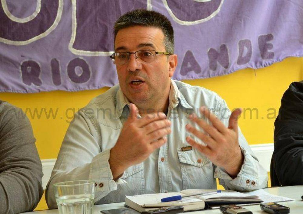 """""""Queremos una reunión pública y televisada para toda la provincia"""", Horacio Catena"""