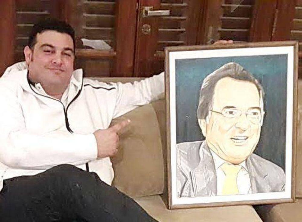 Alvarito Fanproyen respaldó a Luis Barrionuevo en la intervención del Justicialismo