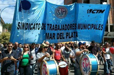 """Municipales prevén """"inminentes medidas"""" si se aprueba el Presupuesto"""