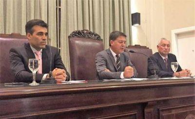 Mancino señaló razones políticas y un ataque mediático en el escándalo por el video en el HCD